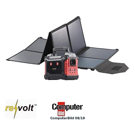 revolt - Batería Solar (12 V, generador Solar y Banco de energía ...