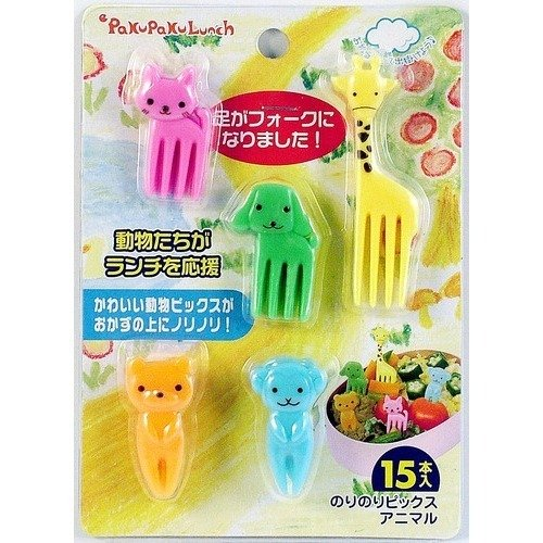 Bento Decoration Picks Animal Pakopako product image