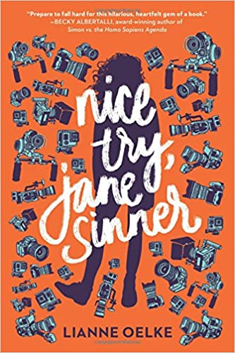 Amazon.com: Nice Try, Jane Sinner (9780544867857): Lianne ...