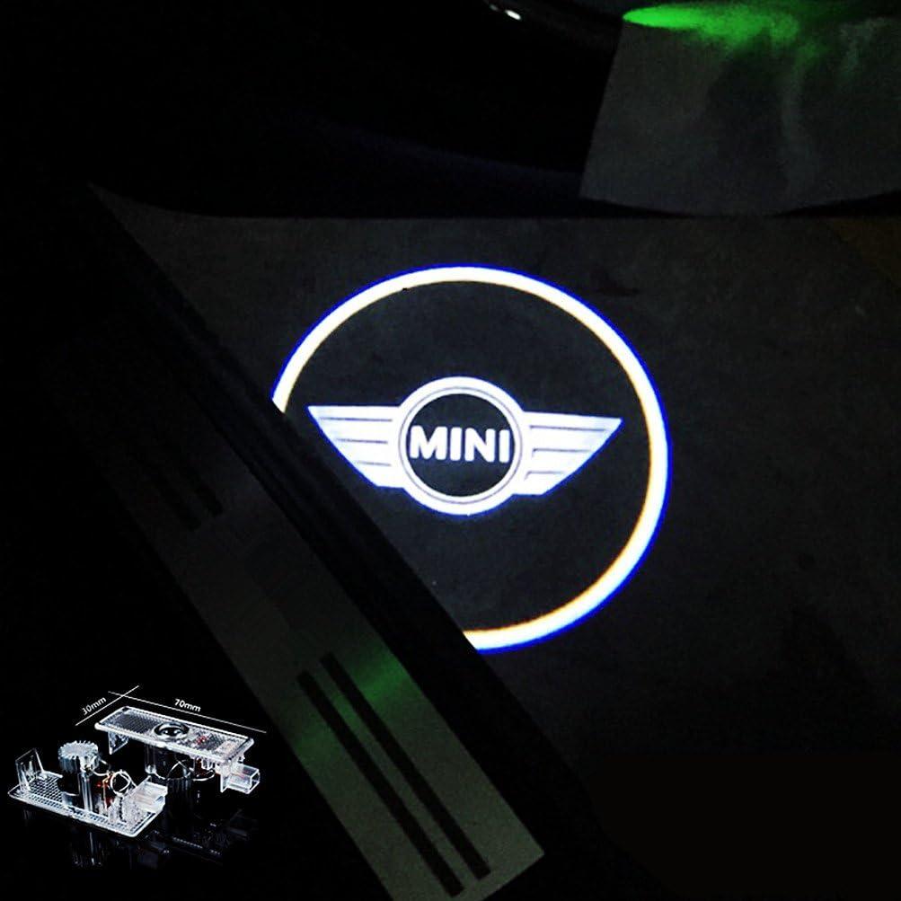 Einstiegsbeleuchtung Door Licht Laser Projektor Logo Licht 2Stk