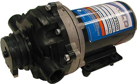 EVERFLO 12 Volt 5.5 GPM Diaphragm Water Pump 60 psi Lawn Sprayers Boats RV/'s 2
