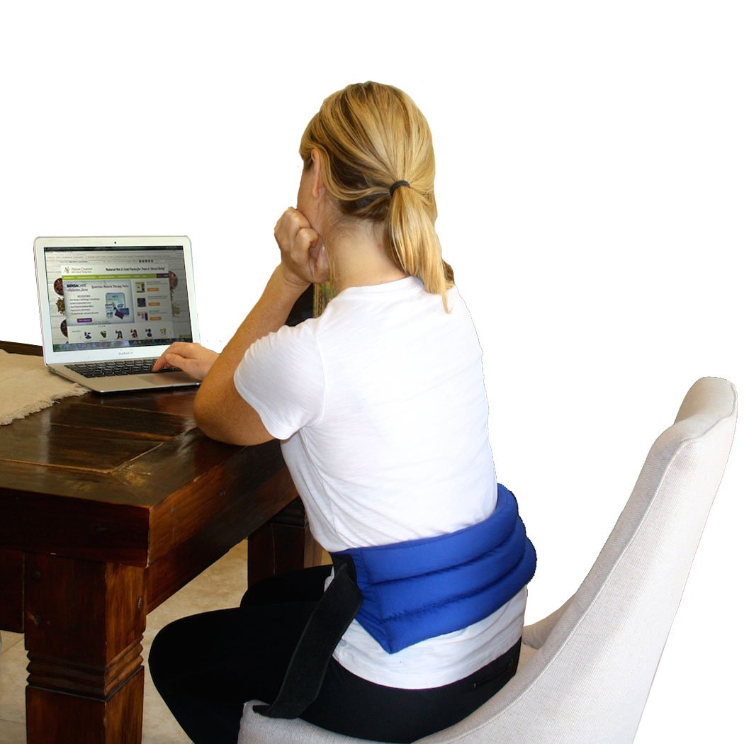 Amazon.com: My Heating Pad- Neck & Shoulder Wrap