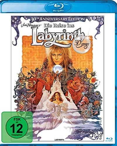 Die Reise ins Labyrinth: 30th Anniversary Edition: Amazon.es ...