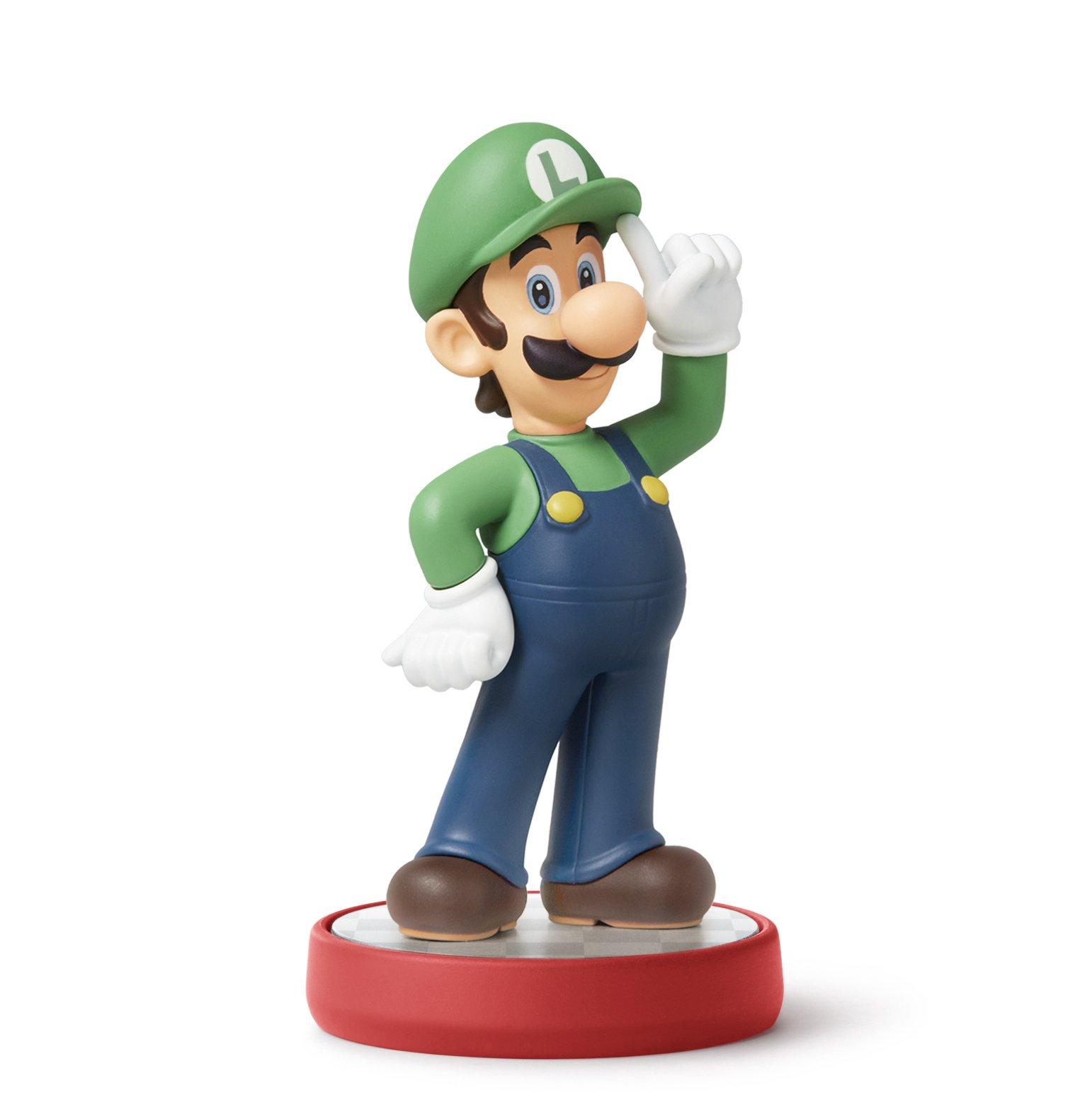 Luigi amiibo (Super Mario Bros Series)