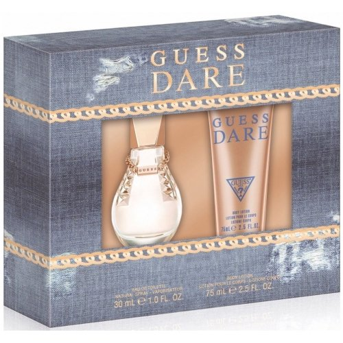 Guess Dare 50ml Edt Spray 2pcs Gift Set