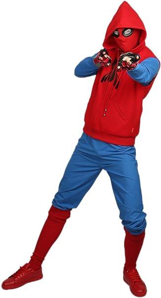 Super Spider Traje casero para Cosplay de Regreso a casa para ...