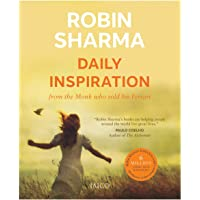Daily Inspiration From The Monk Who Sold His Ferrari by Robin Sharma - Paperback