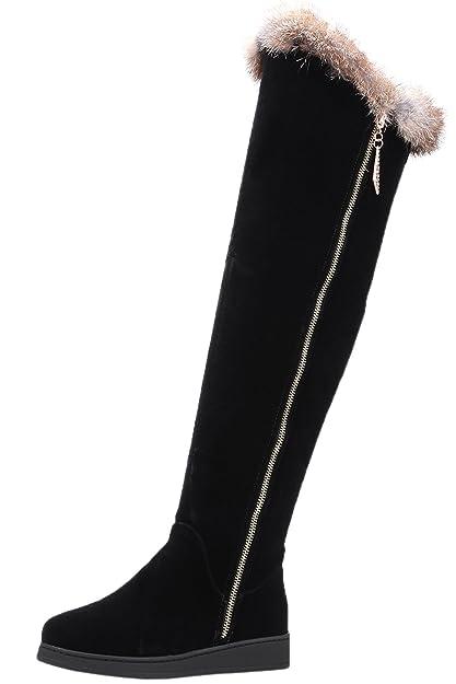 2017 Nuova Pelle Scamosciata Del Faux della caviglia stivali
