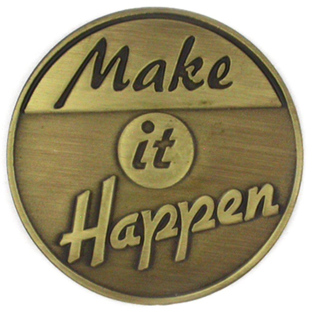 PinMart's Make It Happen Pin by PinMart
