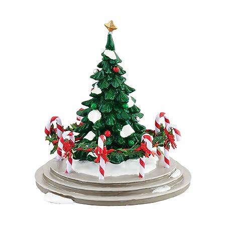 Department 56 Snow Village Town Tree Accessory Figurine, 6.14