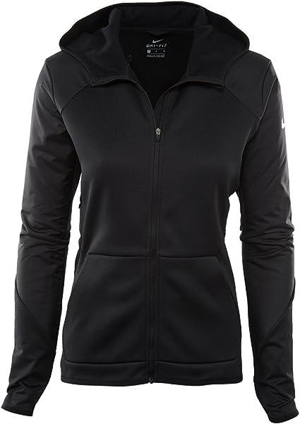 NIKE Womens Hooded Training Athletic Jacket