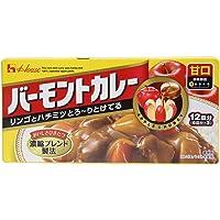 House 好侍苹果咖喱调味料-甜味230g(日本进口)