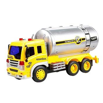 Amazon.com: Inkach Construcción Transporte Camión Vehículos ...