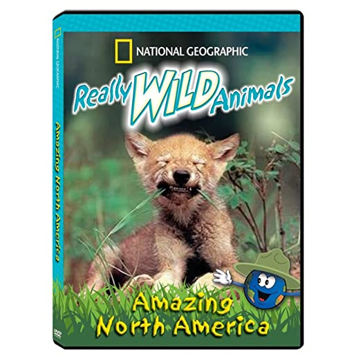 Really Wild Animals ~ National Geographic Amazing North America