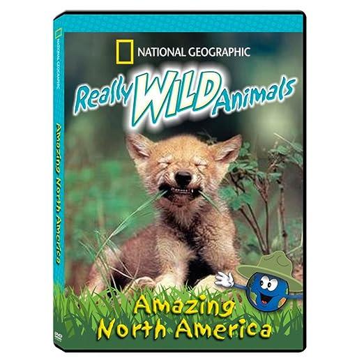 Really Wild Animals ~ National Geographic Amazing North America