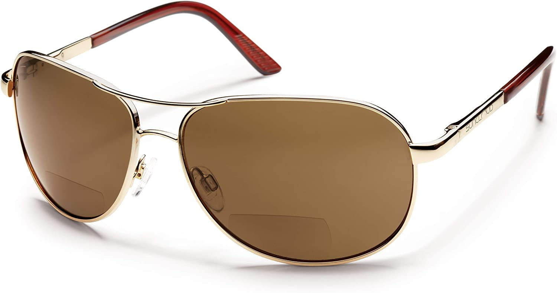 Suncloud Aviator Polarized Sunglasses: Clothing
