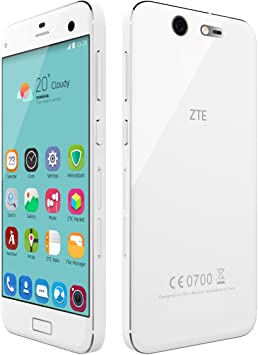 "ZTE Blade S7-4G Smartphone Libre Android 5.1 (Pantalla 5.0"", 1080 ..."