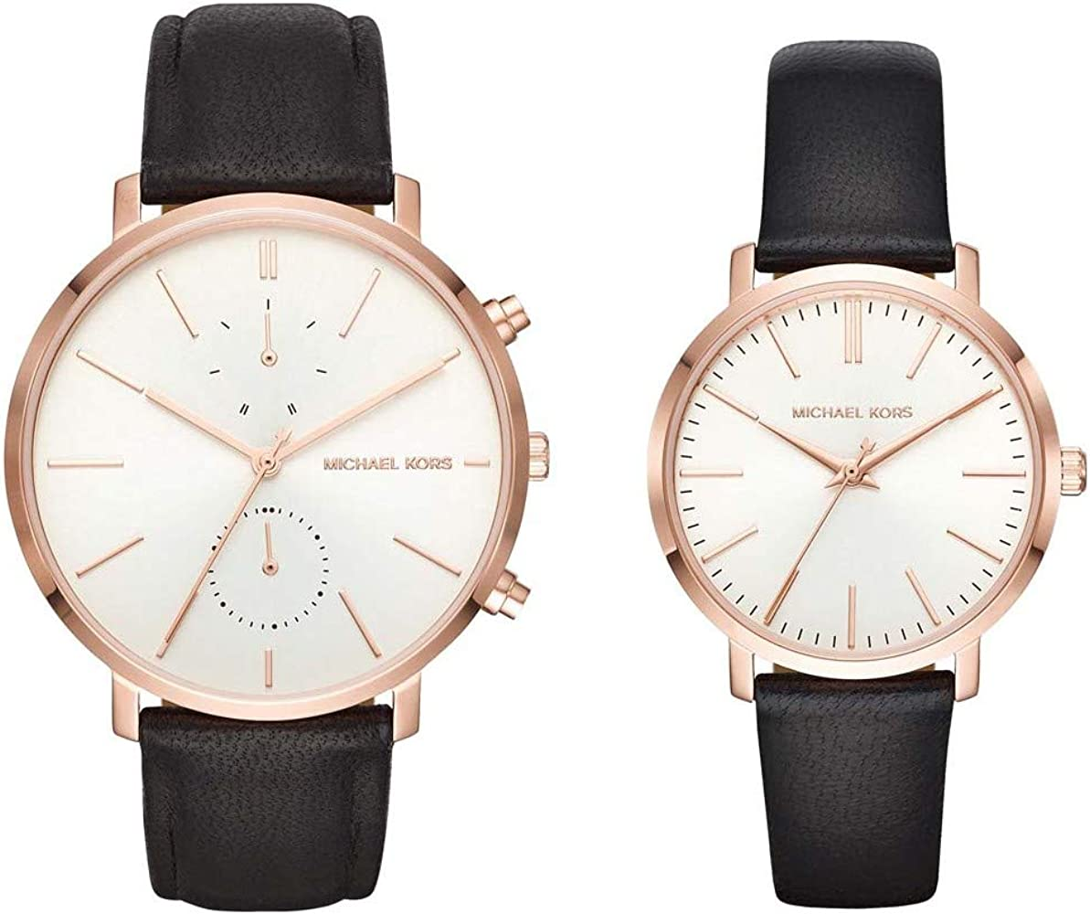 Michael Kors MK3859 Jaryn Watch Gift Set: Amazon.es: Relojes