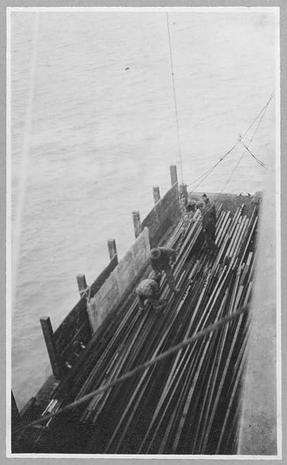 Amazon com: Historic Photos 1900 Photo Transport of rails