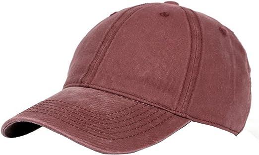 Weimay Unisex Ajustable Sombreros de Sol Deportes Viajes Outdoor ...