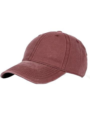 Gorra de béisbol Drawihi para niños y niñas, de sarga y algodón, ajustable
