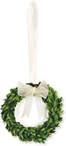 Napa Home and Garden Preserved Boxwood Wreath