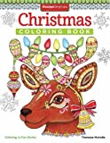 #7: Christmas Coloring Book (Coloring is Fun) (Design Originals) 32 Fun & Playful Holiday Art Activities from Thaneeya McArdle on High-Quality, Extra-Thick Perforated Pages that Resist Bleed-Through