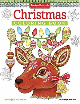 Amazoncom Christmas Coloring Book Coloring is Fun Design