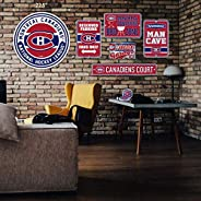 Montreal Canadiens Ultimate Fan Set 7 Piece
