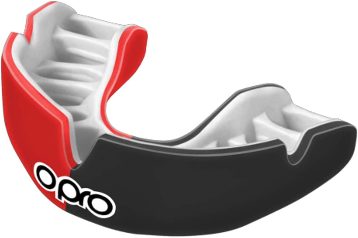 Opro Power-Fit Mouthguard Team Colours