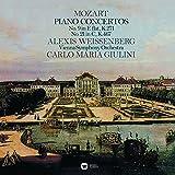 モーツァルト:ピアノ協奏曲第9番&第21番