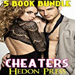 Cheaters 5-Book Bundle | Hedon Press