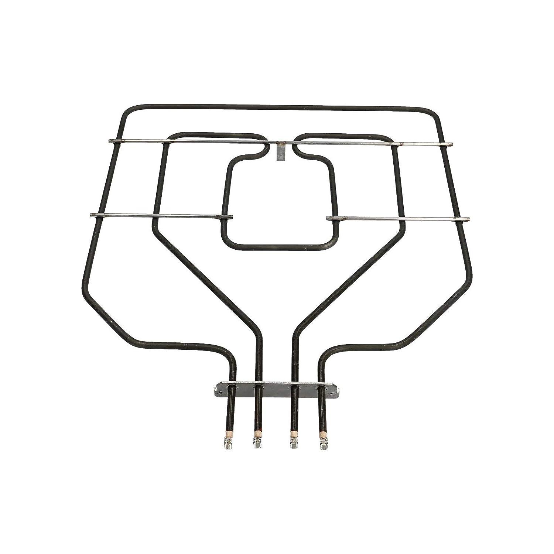 Acquisto Riscaldatore Forno di calore superiore Stufa per Bosch Siemens Neff 471369 00471369 00773539 773539 Prezzi offerte