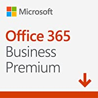 Microsoft Office 365 Business Premium | 1 user | up to 5 PCs (Windows 10)/Macs + 5 phones + 5 tablets | 1 year | download