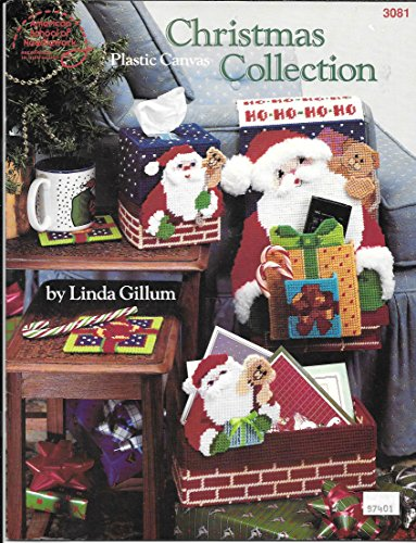 Plastic Canvas Christmas Collection by American School of Needlework (Leaflet 3081)