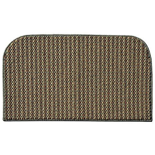 Garland Rug Berber Colorations Kitchen Slice Rug, 18-Inch