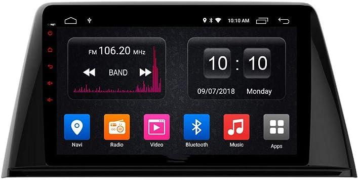 XXRUG Navegador GPS Estéreo para Coche Android Unidad Principal De Radio para Peugeot 308 2016 Soporte Mirror Link/SWC/Bluetooth/USB/WiFi/Dab/AUX: Amazon.es: Deportes y aire libre