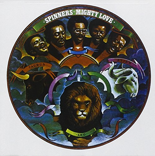 Top 4 spinners mighty love cd