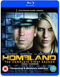 Amazon.com: Homeland - Season 1: Damian Lewis, Claire ...