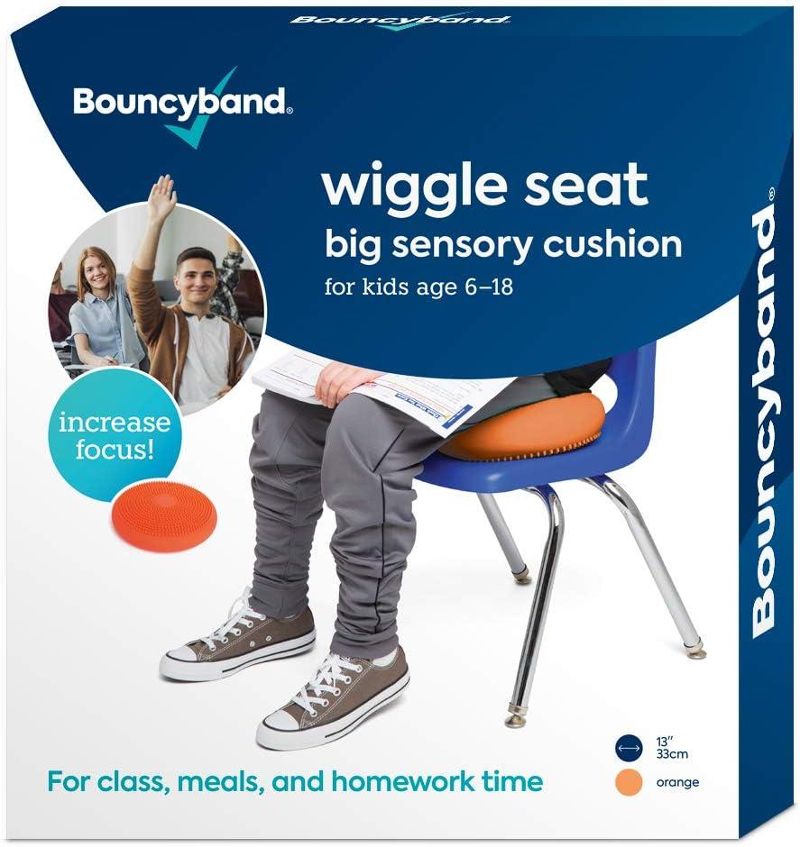 Wiggle Seat Big Sensory Cushion 13