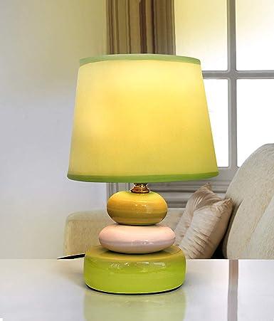 Amazon.com: Lámpara de mesa sin cable para decoración del ...