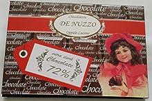 13 pz Cioccolato extra fondente 72% cacao tavolette gr. 100 confezione 13 pezzi
