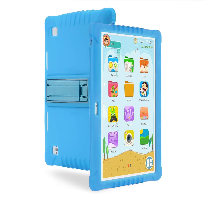 ableta Para Niños,SANNUO 10.1 Pulgadas Tablet Infantil (Andorid 9.0 y Niños-modo Doble Sistema,Quad-Core,2GB RAM y 16GB ROM,3G,Wifi