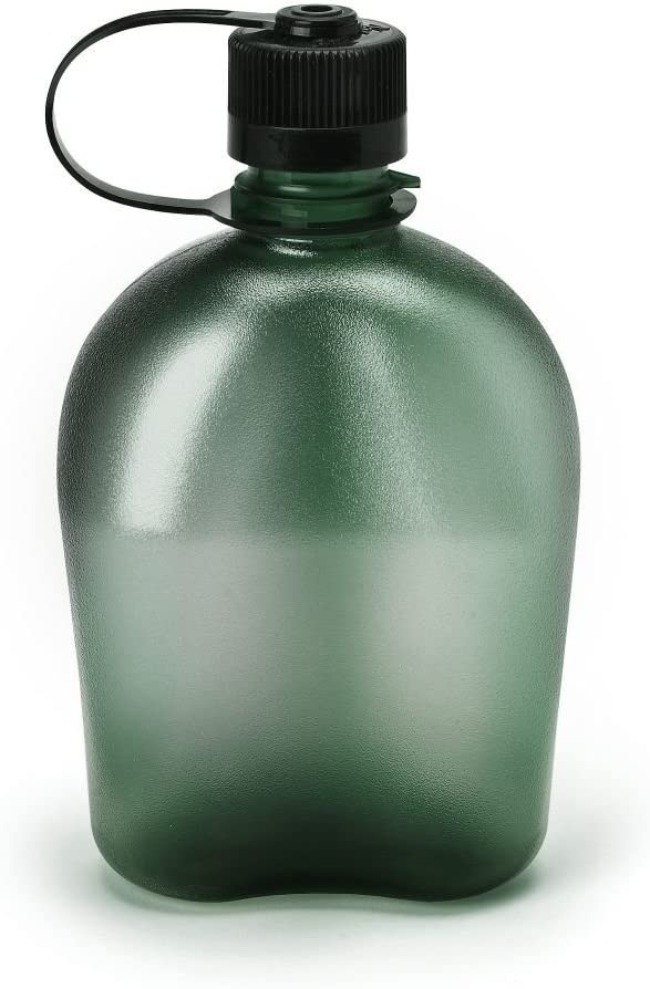 Nalgene Everyday Oasis - Botella (1 L), color negro