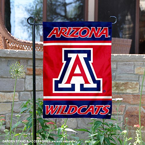 College Flags and Banners Co. Arizona Wildcats Garden Flag