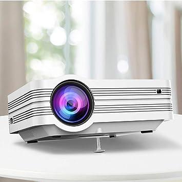MeterMall UB10 Mini Proyector Full HD 800 * 480p Digital ...