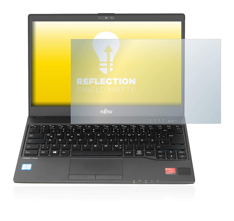 Anti-Impronte upscreen Pellicola Protettiva Opaca Compatibile con Fujitsu Lifebook U938 Protezione Proteggi Schermo Antiriflesso