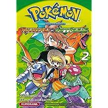 Pokémon, la grande aventure - Nº 2: Rouge Feu et Vert feuille