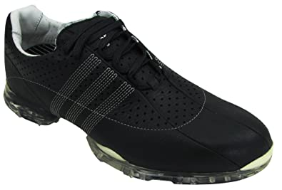 cheap for discount fbb8b 0bf80 Image Unavailable. Image not available for. Color Adidas 2010 Mens adiPURE  Nuovo Golf Shoe ...