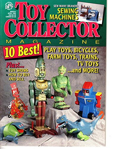 (Toy Collector Magazine Volume 4 Number 2)
